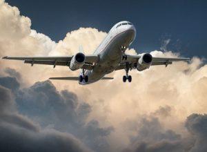 aeroplane - flying
