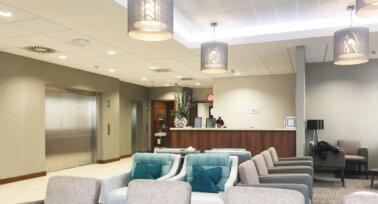 Chiswick location, laser eye surgery