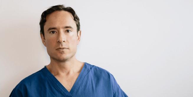 eye surgeon mr allon barsam