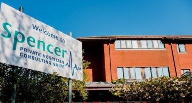 spencer private hospital ashford