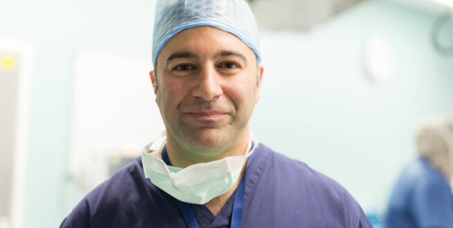 ali mearza laser eye surgeon Chiswick