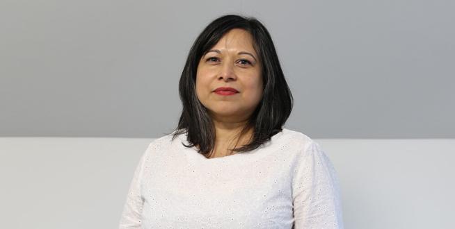 Sharon Carneiro portrait