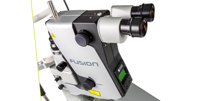 Optimis-Fusion-combined-SLT-YAG laser