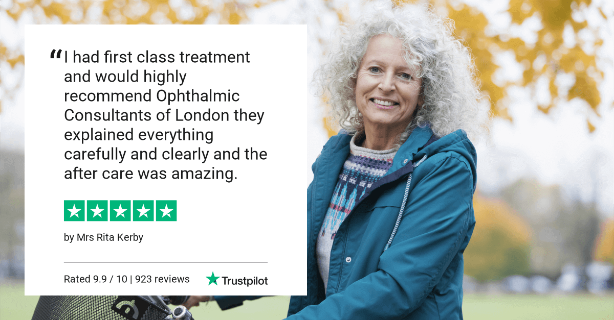 Trustpilot Review - Mrs Rita Kerby