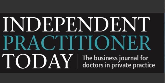 independent practitioner today logo