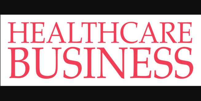healthcare business uk logo