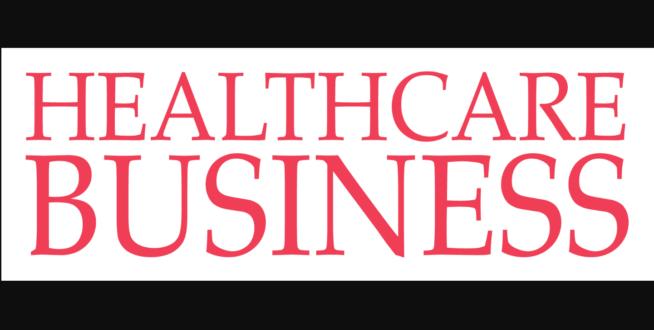healthcare business uk logo