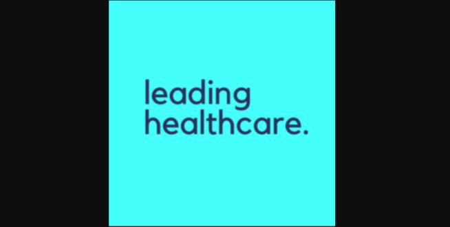 leading healthcare uk logo