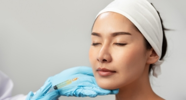 dermal filler injection