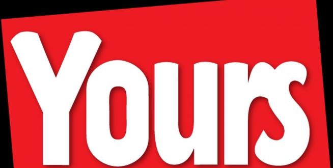 yours magazine logo